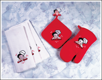 Things Deco Betty Boop Kitchen Accessories
