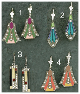 Deco Pins & Earrings